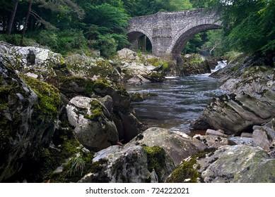 bridge of  feugh aberdeenshire scotland