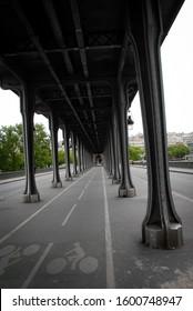 Bridge of Inception in Paris