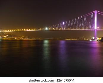A bridge in istanbul