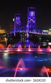 Bridge in Jacksonville