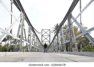 Bridge Jokowi In Yogyakarta