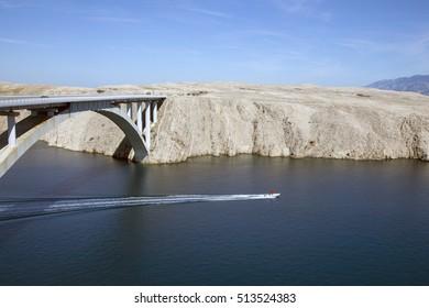 bridge in kroatie