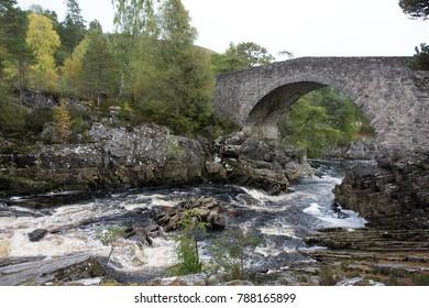 Bridge at Little Garve