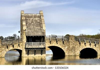 Bridge in Montgomery, Alabama / Ye Old Bridge