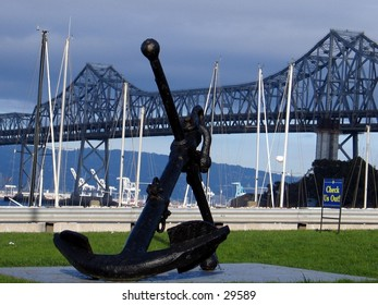 A Bridge Near San Francisco