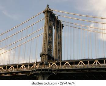 Bridge in New York City