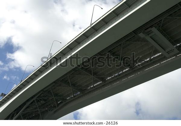Bridge in New Zealand