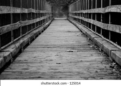 Bridge of the Occoquan River in Occoquan, Virginia