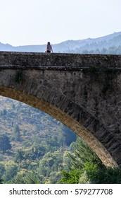 Bridge on Corsica