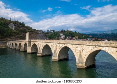 The Bridge on the Drina, Bosnia and Herzegovina / The Ottoman Mehmed Pasa Sokolovic Bridge in Visegrad