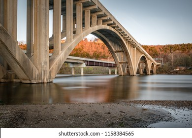 Bridge on Taneycomo Branson Missouri