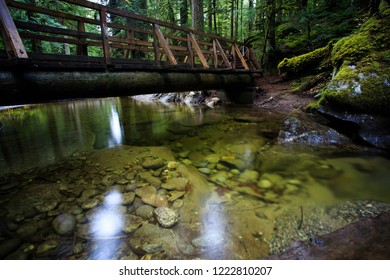A Bridge Over Deception Creek