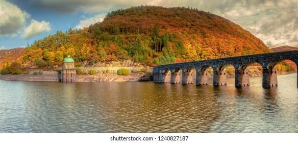 Bridge over the Elan Valley