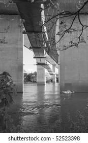 Bridge over James River