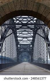 Bridge Over the River Elbe