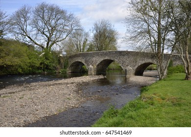 Bridge over the River Exe, Exebridge, Exmoor