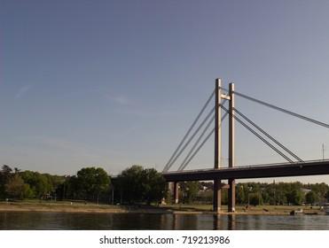 Bridge over Sava river