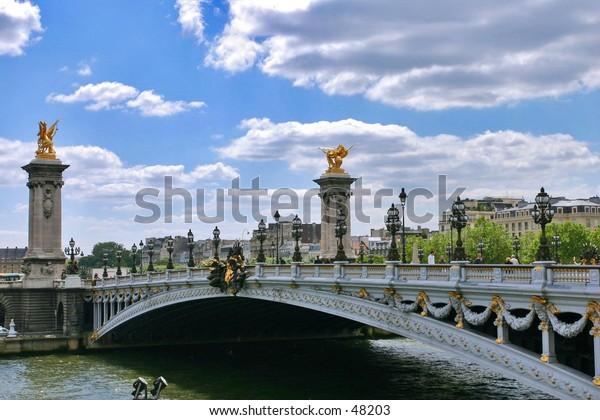 Bridge of Paris