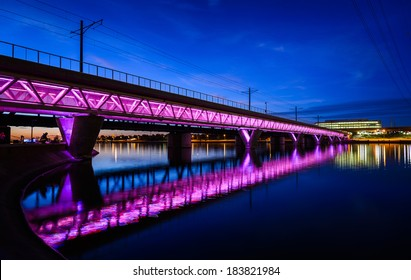 Bridge in Phoenix Arizona