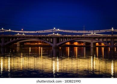 Bridge in Phoenix Arizona