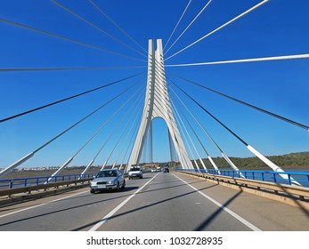 Bridge at Portimao in the Algarve Portugal