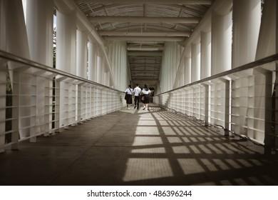 Bridge of Street