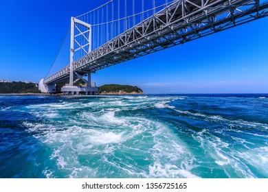 bridge with swirl