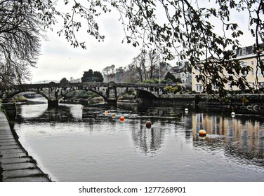 Bridge in Totnes
