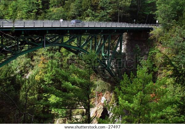 Bridge in Vermont