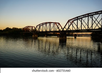 Bridge in Waco