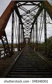 Bridge in Waco, TX