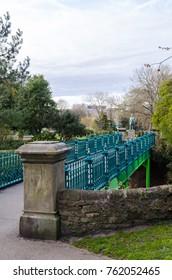 A Bridge Within Mowbray Park, Sunderland, Tyne & Wear