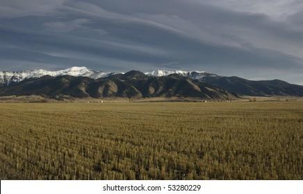Bridger Mountains, Montana
