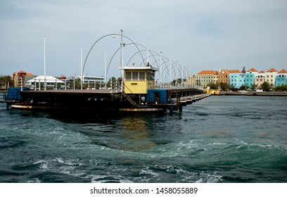 Bridges between Otrobanda and Punda Curacao