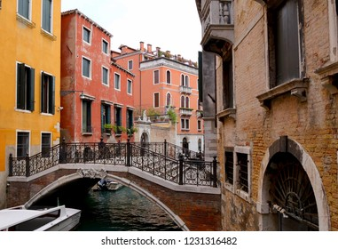 Bridges and Canals of Venice - Italy