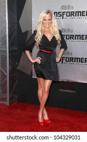 Bridget Marquardt  at the Los Angeles Premiere of 'Transformers Revenge of the Fallen'. Mann Village Theatre, Westwood, CA. 06-22-09