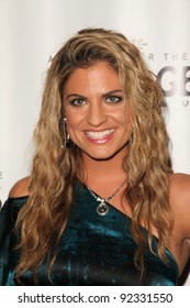 """Bridgetta Tomarchio at the """"Rock Of Ages"""" Opening Night, Pantages Theater, Hollywood, CA. 02-15-11"""