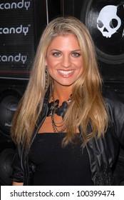 Bridgetta Tomarchio at the Skullcandy Launch of Mix Master Headphones, MyHouse, Hollywood, CA. 12-02-10