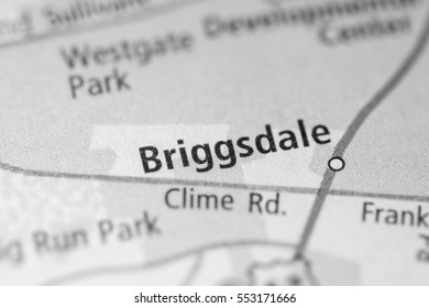 Briggsdale. Ohio. USA