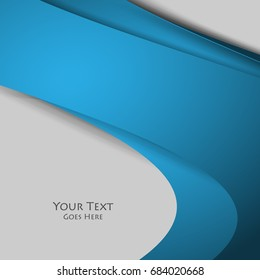 Bright  background. Wavy lines, elements for design.  elements for presentations, brochures, annual reports.