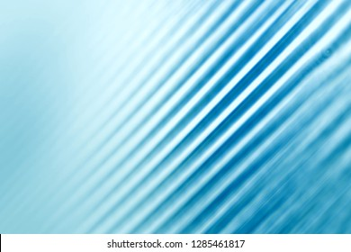 bright blue background with blue diagonal lines