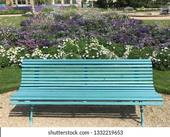 Fantastic Flowers Bench Images Stock Photos Vectors Shutterstock Gmtry Best Dining Table And Chair Ideas Images Gmtryco