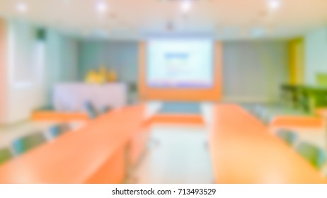 Bright and clean blurred office environment, abstract, ideal for presentation background.
