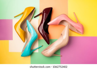 f1d979311cc Shoes Images, Stock Photos & Vectors | Shutterstock