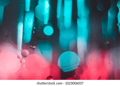 Bright and colorful concept background from fiberglass.