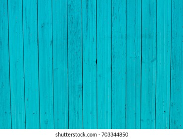 bright colorful deep blue wooden background closeup