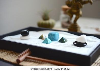 Crystal Zen Garden Images, Stock Photos & Vectors | Shutterstock