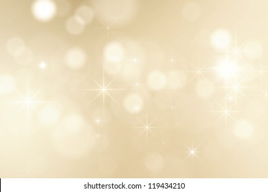 bright golden sparkles
