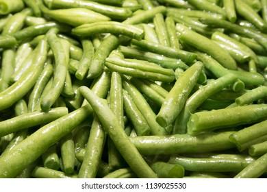 bright green asparagus