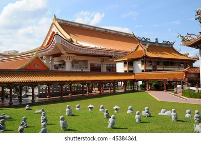 Bright Hill Temple Of Singapore